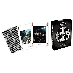 Hal Leonard The Beatles Playing Cards (114575)