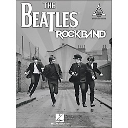 Hal Leonard The Beatles Rock Band Tab Book (691014)