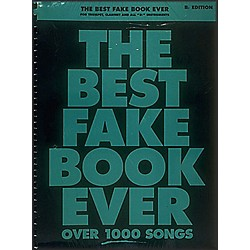 Hal Leonard The Best Fake Book Ever - Bb Edition (240083)