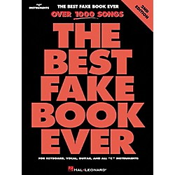 Hal Leonard The Best Fake Book Ever 4th Edition (290239)