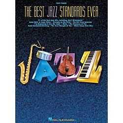 Hal Leonard The Best Jazz Standards Ever For Easy Piano (311091)