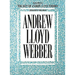 Hal Leonard The Best Of Andrew Lloyd Webber For Easy Piano by Bill Boyd (290333)