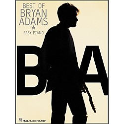 Hal Leonard The Best Of Bryan Adams For Easy Piano (306516)