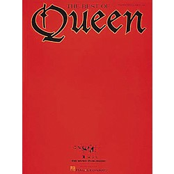 Hal Leonard The Best Of Queen Piano, Vocal, Guitar Songbook (308244)