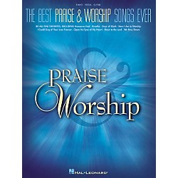 Hal Leonard The Best Praise & Worship Songs EverPiano, Vocal, Guitar Songbook (311057)