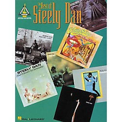 Hal Leonard The Best of Steely Dan Guitar Tab Book (120004)