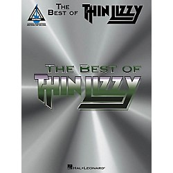 Hal Leonard The Best of Thin Lizzy Guitar Tab Songbook (694887)
