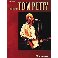 Hal Leonard The Best of Tom Petty Piano, Vocal, Guitar Songbook (306419)