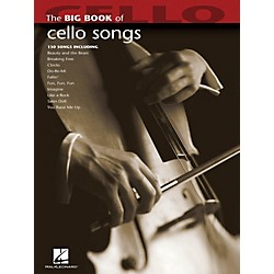 Hal Leonard The Big Book Of Cello Songs (842216)