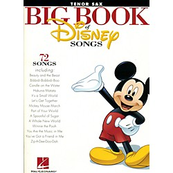 Hal Leonard The Big Book Of Disney Songs (842616)
