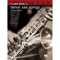 Hal Leonard The Big Book Of Tenor Sax Songs (842210)