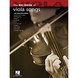 Hal Leonard The Big Book Of Viola Songs (842215)