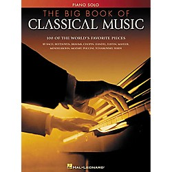 Hal Leonard The Big Book of Classical Music for Piano (310508)