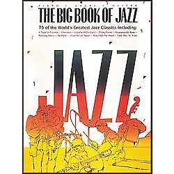 Hal Leonard The Big Book of Jazz Piano, Vocal, Guitar Songbook (311557)