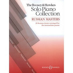 Hal Leonard The Boosey & Hawkes Solo Piano Collection:  Russian Masters (48021273)