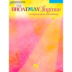 Hal Leonard The Broadway Ingenue - Theatre Songs For Soprano Book/2CD's (1017)