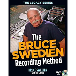Hal Leonard The Bruce Swedien Recording Method Book/DVD-ROM (333302)