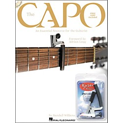 Hal Leonard The Capo - Book with CD & Free Kyser Capo (695964)