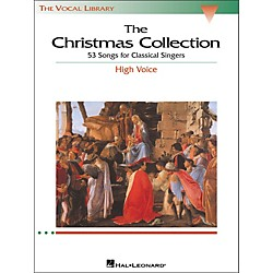 Hal Leonard The Christmas Collection For High Voice (The Vocal Library Series) (740153)