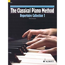 Hal Leonard The Classical Piano Method - Repertoire Collection 1 (49019147)