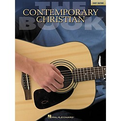 Hal Leonard The Contemporary Christian Easy Guitar Songbook (702195)