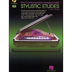 Hal Leonard The Contemporary Keyboardist - Stylistic Etudes (842013)