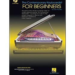 Hal Leonard The Contemporary Keyboardist For Beginners Book/CD (310967)