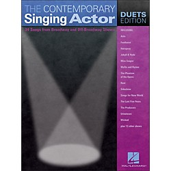 Hal Leonard The Contemporary Singing Actor - Duets Edition (740196)