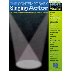 Hal Leonard The Contemporary Singing Actor - Men's Edition Volume 2 (740195)