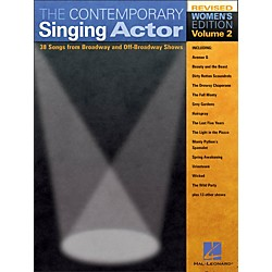 Hal Leonard The Contemporary Singing Actor - Women's Edition Volume 2 (740193)
