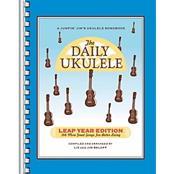 Hal Leonard The Daily Ukulele Songbook - Leap Year Edition (366 More Songs for Better Living) (240681)