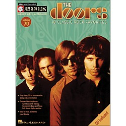 Hal Leonard The Doors Volume 70 Book/CD Jazz Play Along (843072)