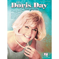 Hal Leonard The Doris Day Songbook for Piano/Vocal/Guitar PVG (110216)