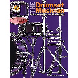 Hal Leonard The Drumset Musician Book/CD (6620011)