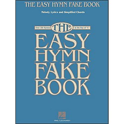 Hal Leonard The Easy Hymn Fake Book (240207)