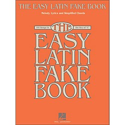 Hal Leonard The Easy Latin Fake Book - 100 Songs In The Key Of C (240333)