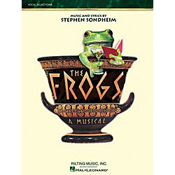Hal Leonard The Frogs - Vocal Selections (313473)