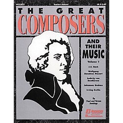 Hal Leonard The Great Composers and Their Music Vol. 1 Teacher's Edition (44223051)