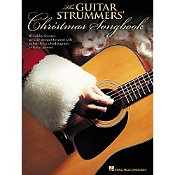 Hal Leonard The Guitar Strummers' Christmas Chord Songbook (699527)