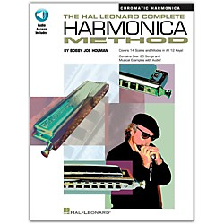 Hal Leonard The Hal Leonard Complete Harmonica Method Book/CD Chromatic Harmonica (841286)