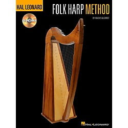 Hal Leonard The Hal Leonard Folk Harp Method Book/CD (101791)