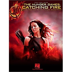 Hal Leonard The Hunger Games : Catching Fire - Music From The Motion Picture Soundtrack for Piano/Vocal/Guitar (124974)