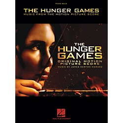 Hal Leonard The Hunger Games - Music From The Motion Picture Score Piano Solo Songbook (316688)