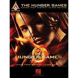 Hal Leonard The Hunger Games - Songs From District 12 And Beyond Guitar Tab Songbook (692483)