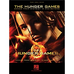 Hal Leonard The Hunger Games Songs From District 12 And Beyond for Piano/Vocal/Guitar (315973)