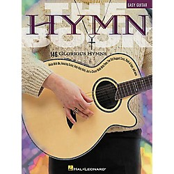 Hal Leonard The Hymn Easy Guitar Tab Book (702142)