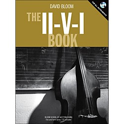 Hal Leonard The II-V-I Book (Book/CD) For All Instruments (696395)