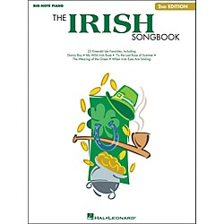Hal Leonard The Irish Songbook - 2nd Edition For Big Note Piano (310190)