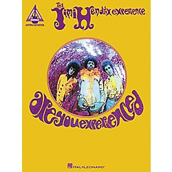 Hal Leonard The Jimi Hendrix Experience - Are You Experienced Guitar Tab Songbook (692930)
