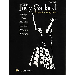 Hal Leonard The Judy Garland Souvenir Piano, Vocal, Guitar Songbook (312157)